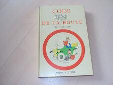 livre CODE LA ROUTE texte officiel