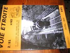 Voie Etroite n°63 Froissy Dompierre Talyllyn Railway