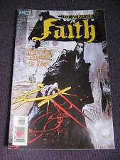 VERTIGO DC COMICS - FAITH #4