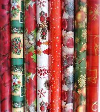 25 Geschenkpapier Geschenkspapier Weihnachten Weihnachtspapier 433130 TOP