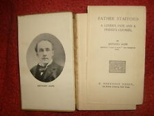 Father Stafford, A Lover's fate And A Friend's Council by Anthony Hope - 1895