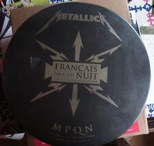 """Metallica """"Français Pour Une Nuit - Live Aux Arènes De Nîmes 2009"""" Box Set ss"""