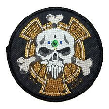 Space Marine Crux Terminatus Sergeant Badge Warhammer 40k Sew On Applique Patch