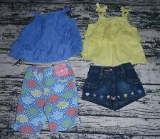 Gymboree Mermaid Magic 3-6 Month Capri Shirt Shorts Top Outfit NWT