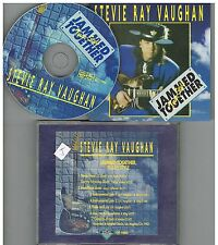 Stevie Ray Vaughan ‎– Jammed Together, Texas Style CD 1992
