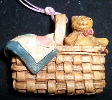 Longaberger Basket Collectible by Debby Rubis from1986