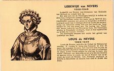 CPA Louis de Nevers Royalty Nobelty (315398)