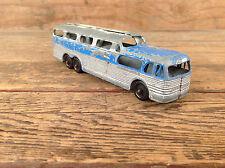 Vintage TootsieToy Greyhound Scenicruiser Bus Chicago 24 Usa