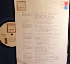 RADIO SHOW: 8/7/89 THIS WK 64 JELLY BEANS, BEACH BOYS, GENE SIMMONS, DIXIE CUPS