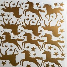Unicorn Wall Art, Girls/Kids Bedroom,Children Party, Custom Vinyl Sticker