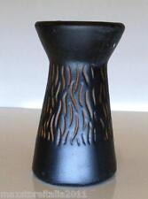 Portacandele in terracotta Etnico tribale 12 cm idea regalo Porta candela