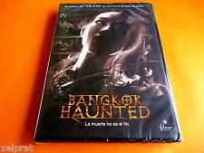 BANGKOK HAUNTED - 3 HISTORIAS DE TERROR - Precintada