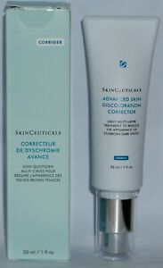 SkinCeuticals Advanced Skin Discoloration Corrector  1 Oz / 30ml New Sealed