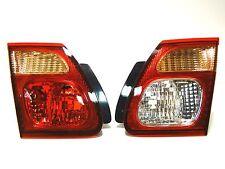 REAR INNER TAIL LIGHT set RIGHT + LEFT fits Nissan Almera N16 MK II 2000-2006