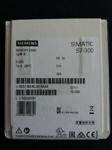 Siemens Simatic 6ES7953-8LJ31-0AA0 Micro Memory Card S7-300/C7/ET200 NEU OV