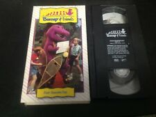 Barney Four Seasons Day Time Life #14 VHS