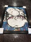 """Tom Everhart """"SLEEPY HEAD"""" Hand Signed 469/500 Lithograph Snoopy Charlie Brown"""
