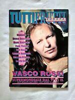 RARE TUTTIFRUTTI N. 93 GIUGNO 1990 VASCO ROSSI MADONNA MARK KNOPFLER VAN HALEN