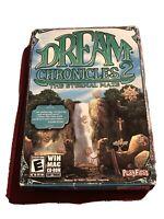 Dream Chronicles 2: The Eternal Maze (Windows/Mac, 2008) PC Game