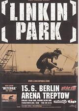 LINKIN PARK  - flyer 2003