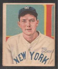 1934-1936 Diamond Stars BB #103 Bill Dickey Yankees-EX!