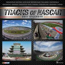 2017 Tracks of NASCAR Wall Calendar by Nascar