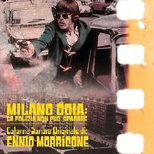 MILANO ODIA LA POLIZIA - LIMITED 500 - YELLOW VINYL - ENNIO MORRICONE