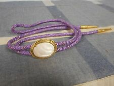 Mother of Pearl Bolo Ties for Men