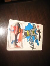 Corgi Junior #78 Batman Batcopter 1976 - Carded, blister  pack sealed