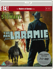 The Man From Laramie 1955 Masters of Cinema Dual Format Blu-ray DVD Edit