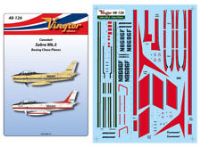 VINGTOR 1/48 Canadair Sabre Mk.5 - Boeing Chase avions nº 48126