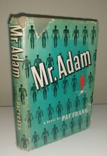 Pat Frank - Mr. Adam Inscribed First Edition Association Copy 1946