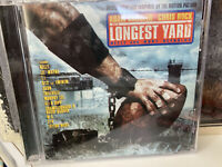 The Longest Yard [Original Soundtrack] [Edited] by Various Artists (CD,...