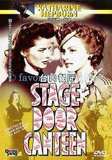 Stage Door Canteen (1943) - Katharine Hepburn, Judith Anderson - DVD NEW