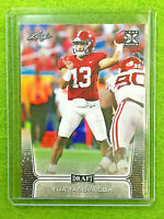 TUA TAGOVAILOA ROOKIE CARD JERSEY #13 ALABAMA RC 2020 Leaf Draft Football rookie