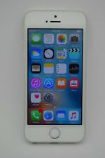 Apple iPhone SE 128GB Silver GSM UNLOCKED AT&T MetroPCS T-Mobile CRICKET
