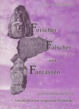 Schriftenreihe Erzgebirgische Heimat: Forscher - Fälscher und Fantasten, 1999