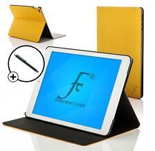 Forefront Boitier Jaune Smart Coquille De Palourde étui pour Apple iPad Air 2