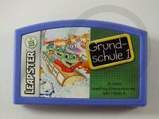 LEAPSTER Lernsystem Jeu Grundschule (ecole primaire) ,utilisé mais bien