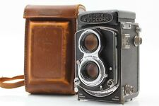 【EXC】 MINOLTA AUTOCORD TLR CAMERA w/ Rokkor 75mm f3.5 LENS From Japan