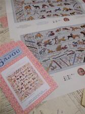 Sajou MUSEO & Heritage cross stitch chart-il BAYONNE TAPESTRY animali