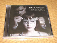 FIFTY SHADES DARKER [ORIGINAL MOTION PICTURE SOUNDTRACK] CD    ***BRAND NEW***