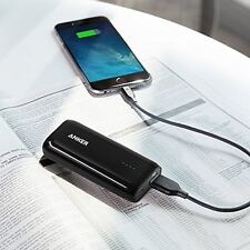 Power Bank Anker Astro E1 6700mAh Candy Bar Sized Ultra Compact Portable Charger