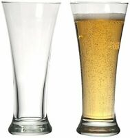 Pilsner beer glasses, 19 Oz, Set of 12
