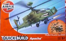 """Brand New Airfix Quick Build /""""s/' adapte à la case/"""" F22 Raptor Model Kit."""