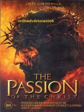 PASSION of the CHRIST (Jim CAVIEZEL) Jesus - Mel GIBSON Film DVD Region 4 Holy