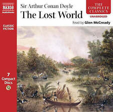 Lost World, The (Complete Classics) by Sir Arthur Conan Doyle | Audio CD Book |