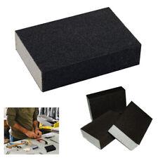 6X Foam Sanding Blocks Polishing Flexible Pads Wet Dry Sponge Double Sided Tools