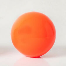 Universal Fit MT Car Gear Stick Shifter Shift Knob Orange Ball Style