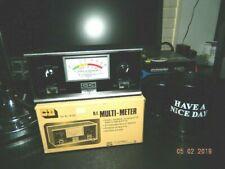 SWR Power Meter VINTAGE GC ELECTRONICS 18-153